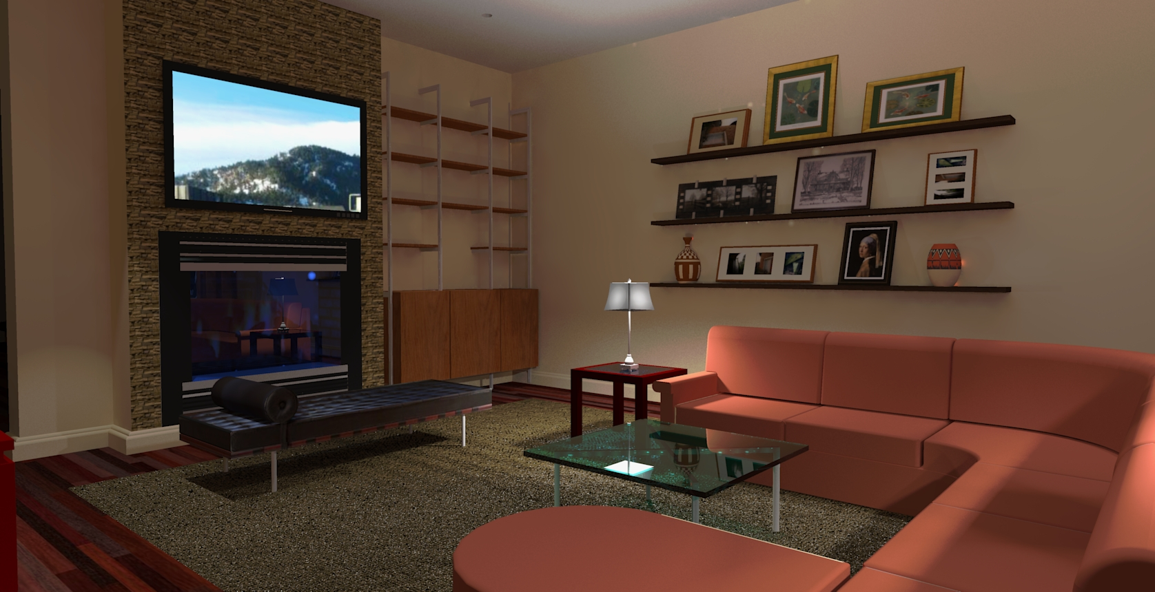 New Home On Staten Island Virtual Renovation